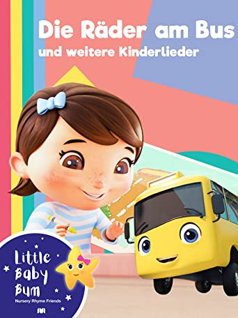 Little Baby Bum - 10 kleine Busse und weitere Kinderlieder