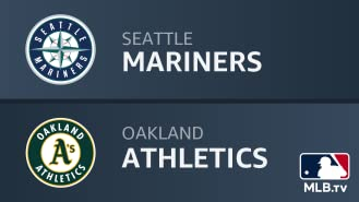 Seattle Mariners at Oakland Athletics