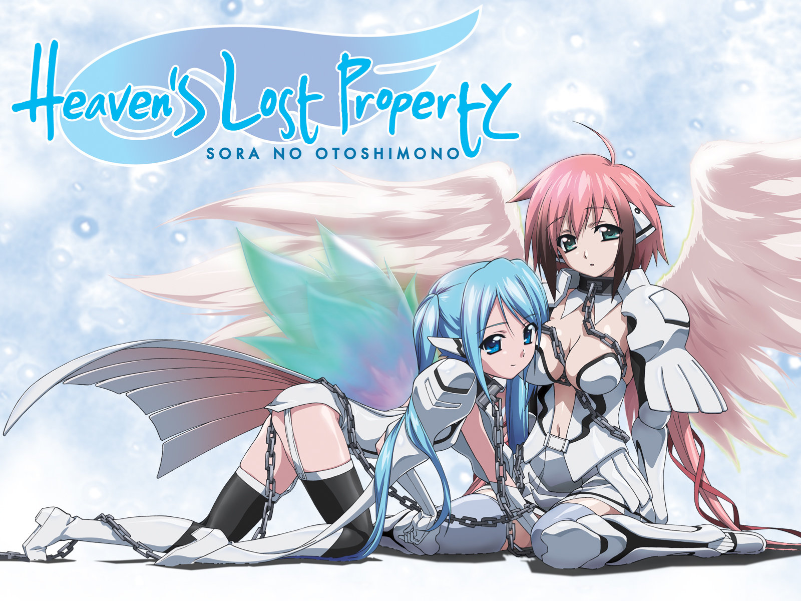 Watch Heavens Lost Property Season 1 Episode 12 Chains Of