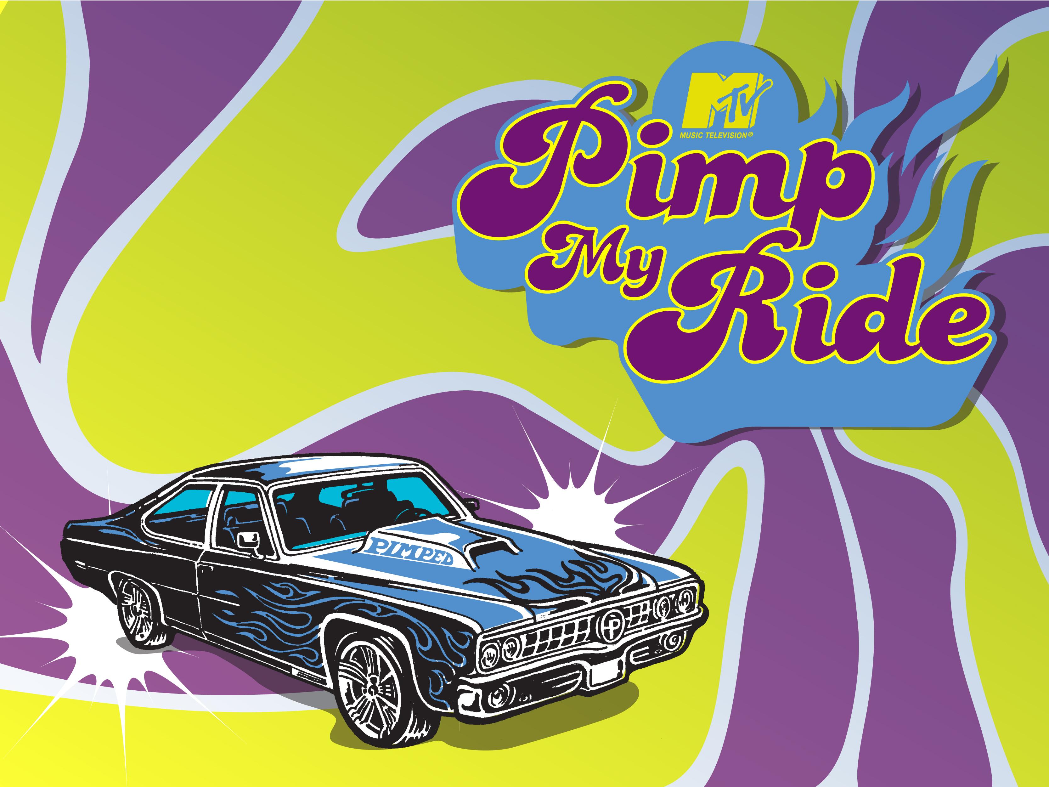 watch pimp my ride episodes on mtv season 4 2005 tv guide. Black Bedroom Furniture Sets. Home Design Ideas