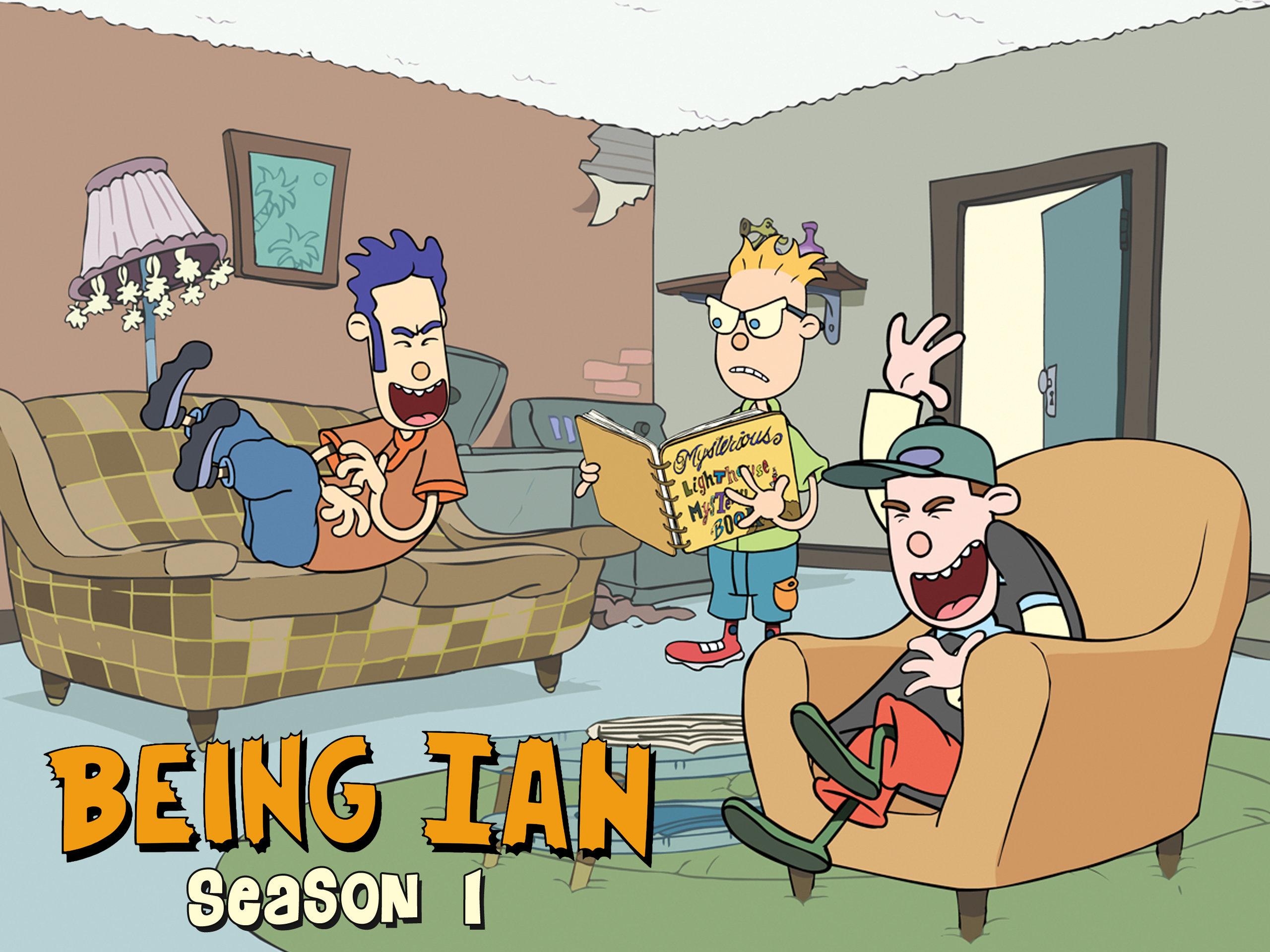 Watch Being Ian Season 1 Episode 12: The Boy Who Cried UFO