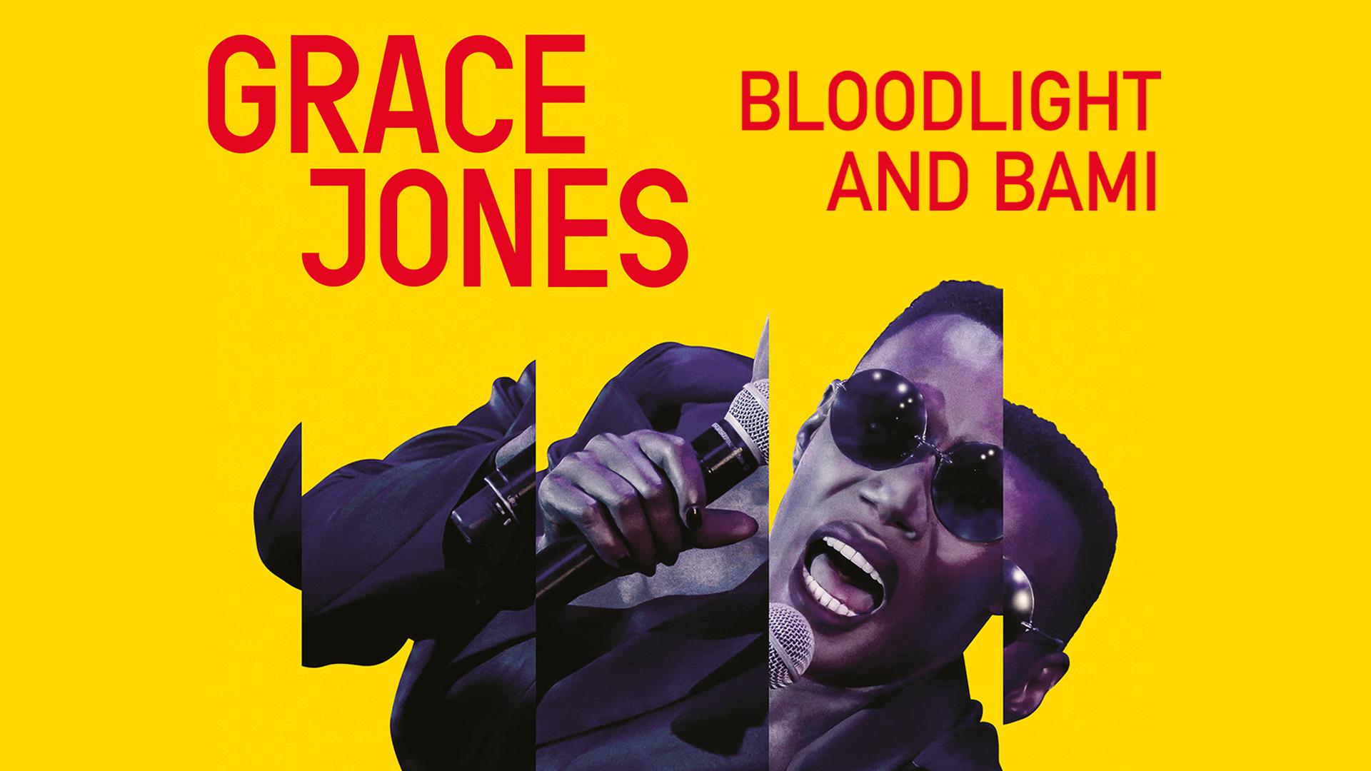 Grace Jones: Bloodlight and Bami [OV]