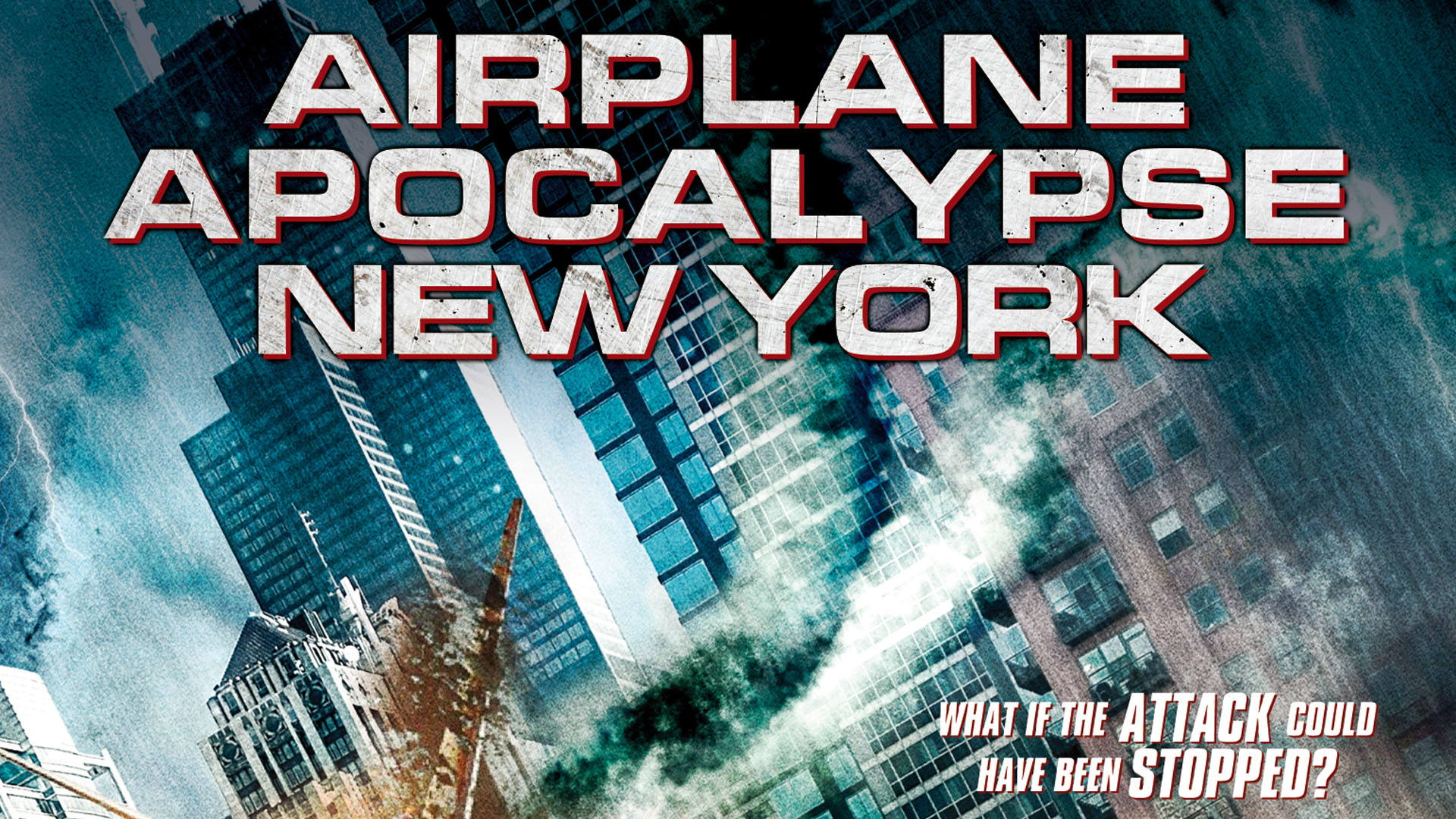 Airplane Apocalypse New York [dt./OV]
