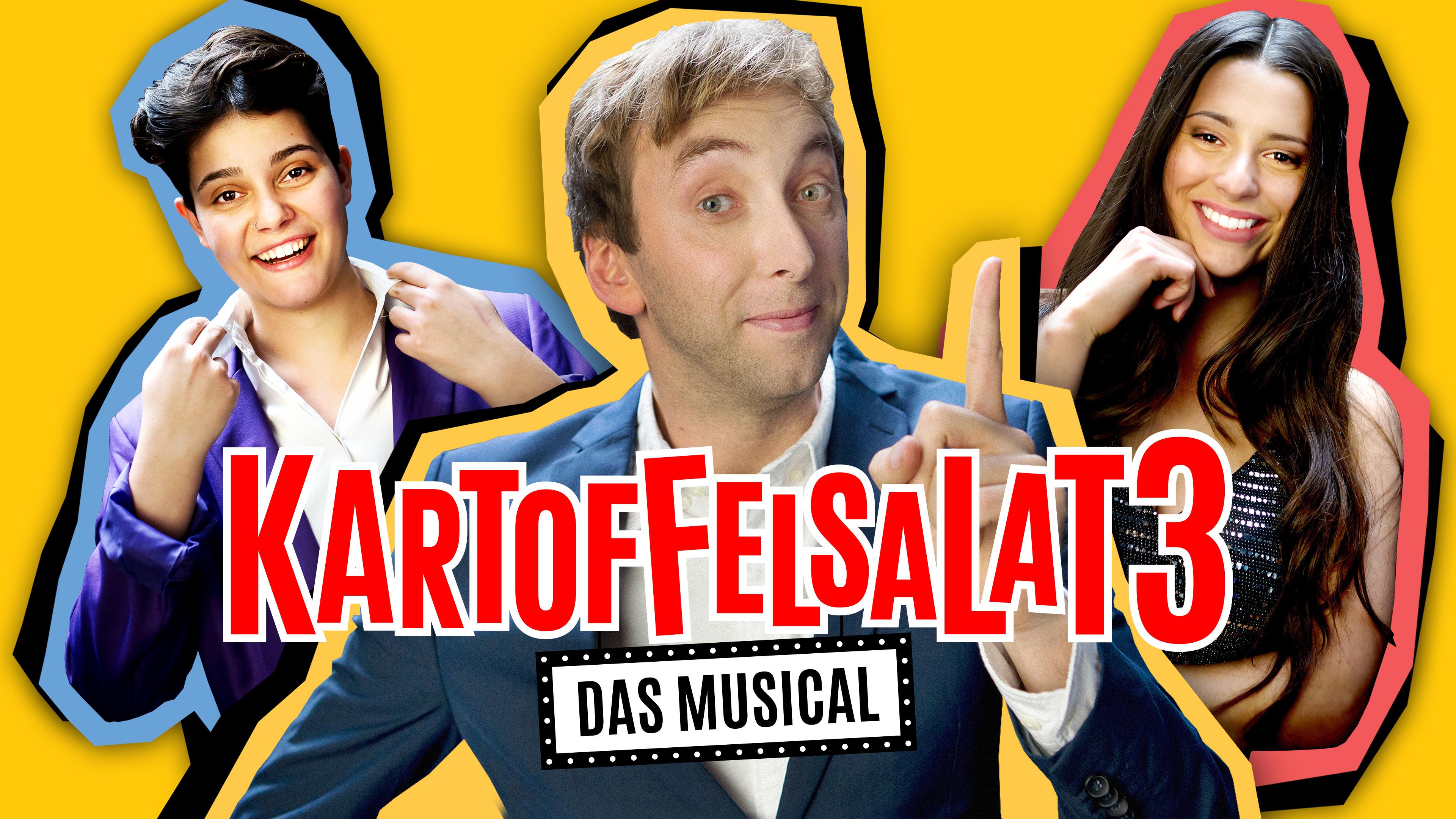 Kartoffelsalat 3: Das Musical