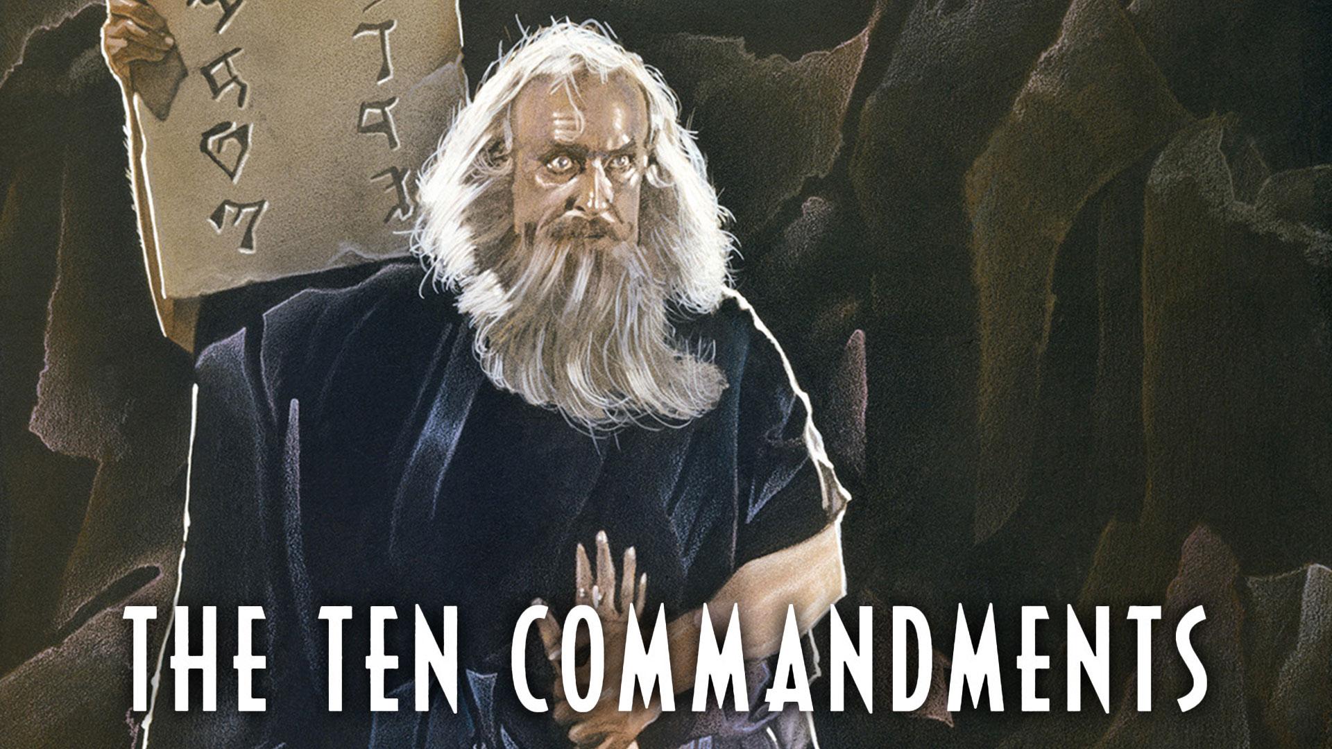Die zehn Gebote
