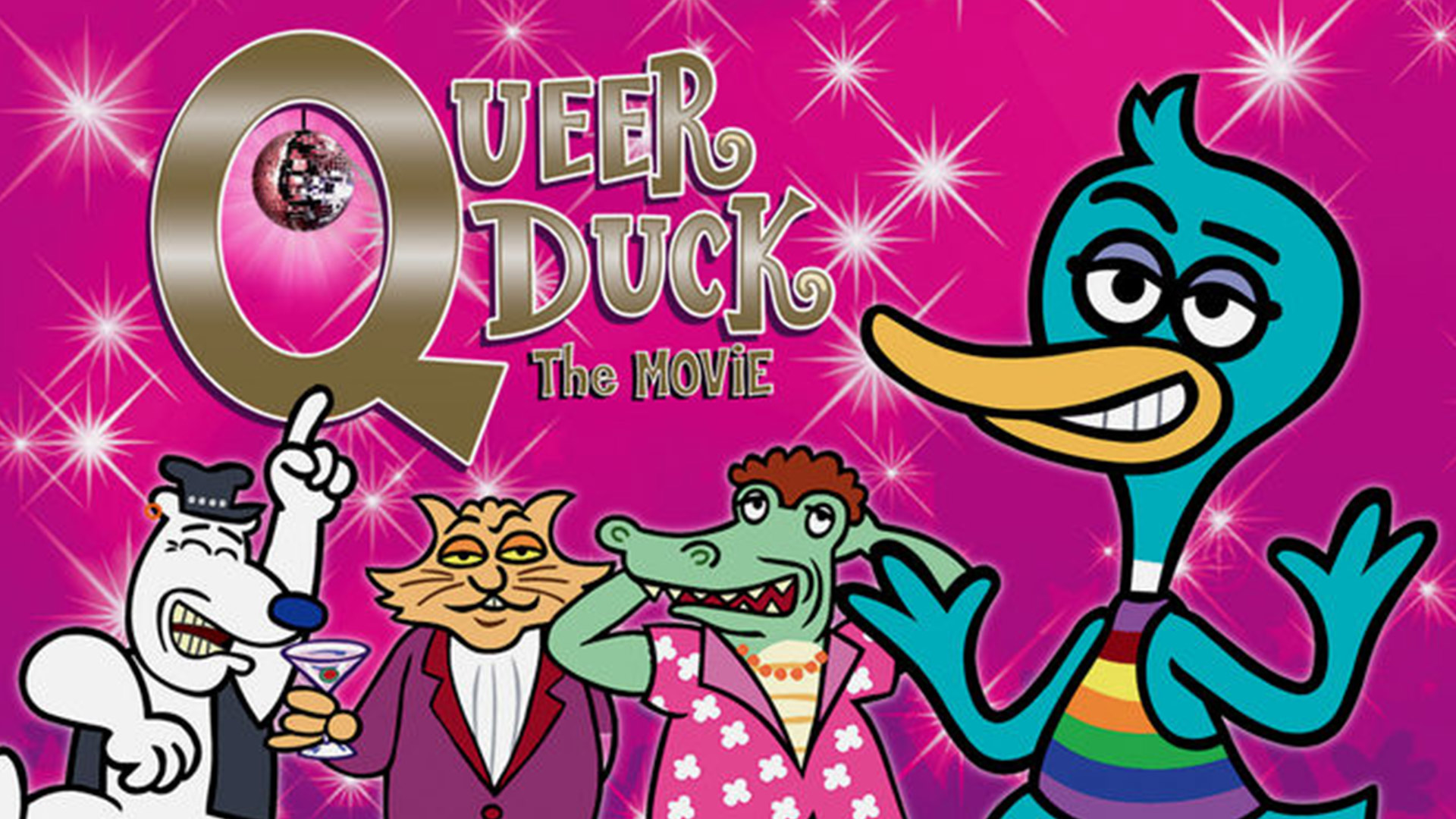 Queer Duck: The Movie [dt./OV]