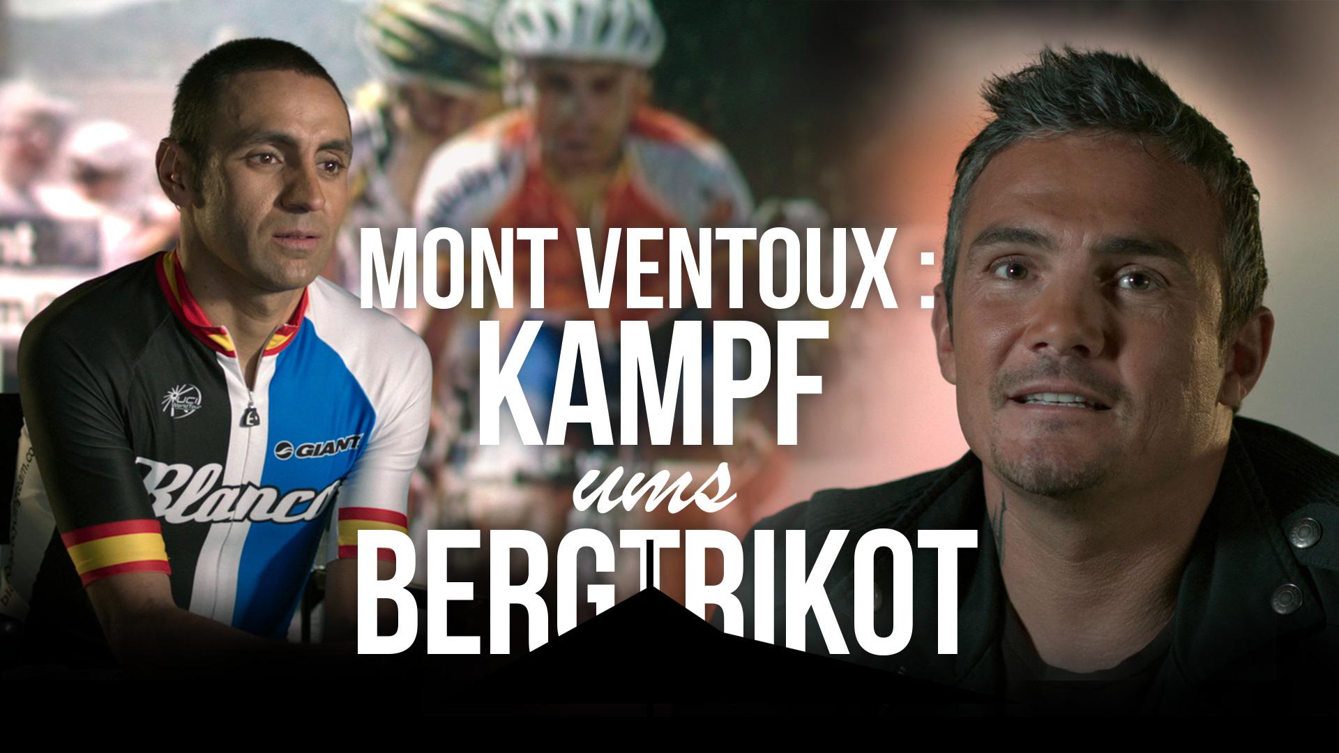 Mont Ventoux: Kampf ums Bergtrikot