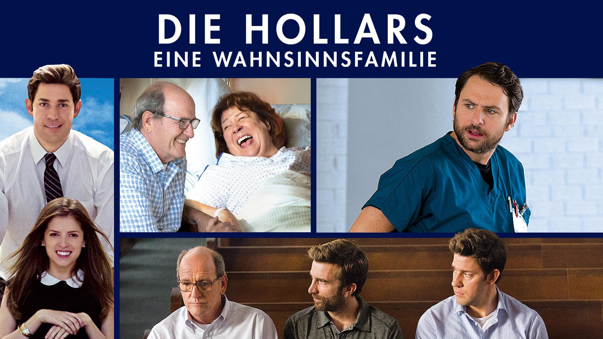 Die Hollars – Eine Wahnsinnsfamilie [dt./OV]