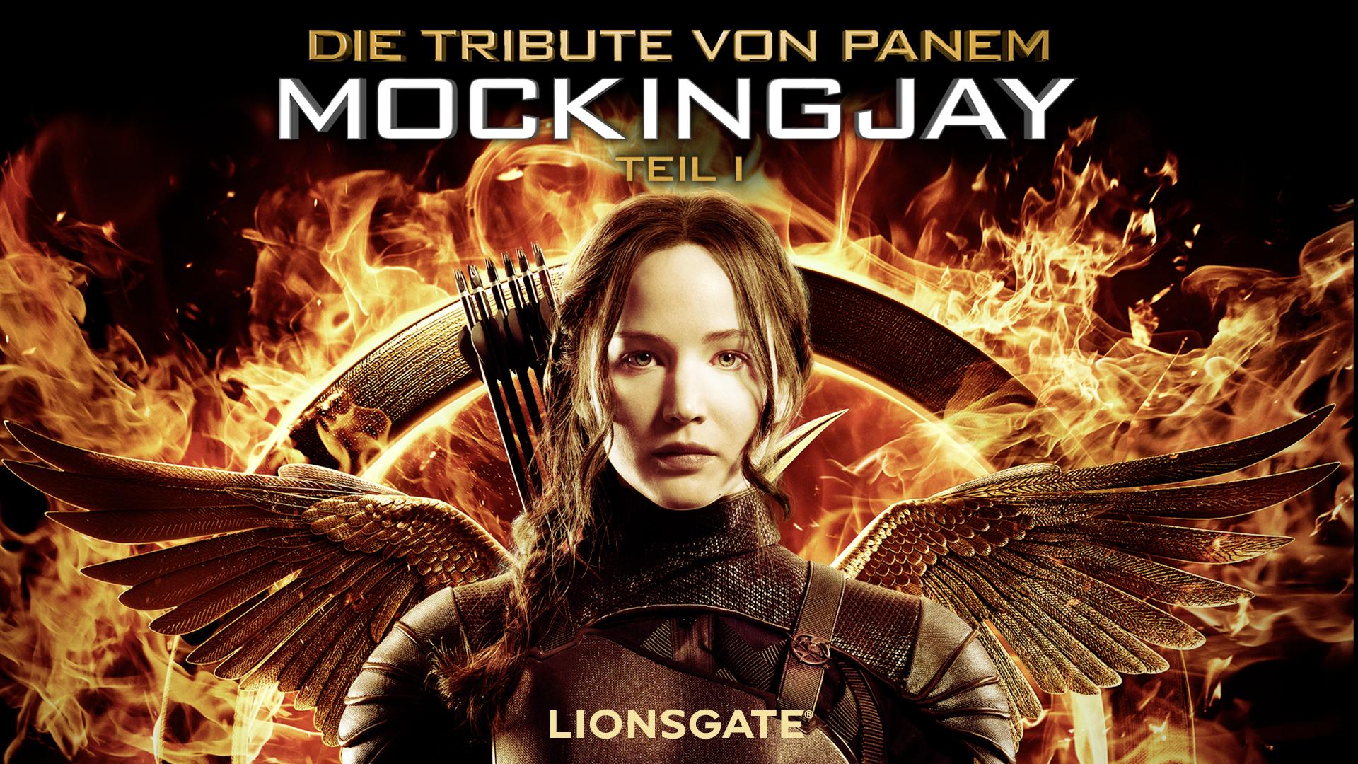 Die Tribute von Panem - Mockingjay Teil 1 [dt./OV]