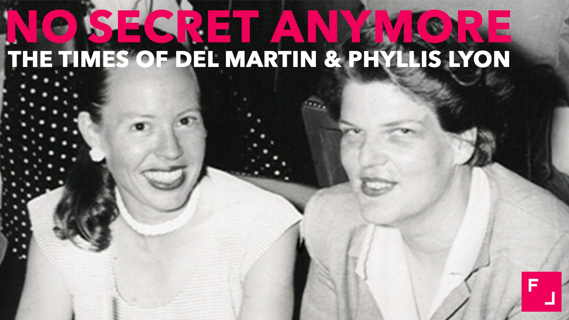 No Secret Anymore [OV]