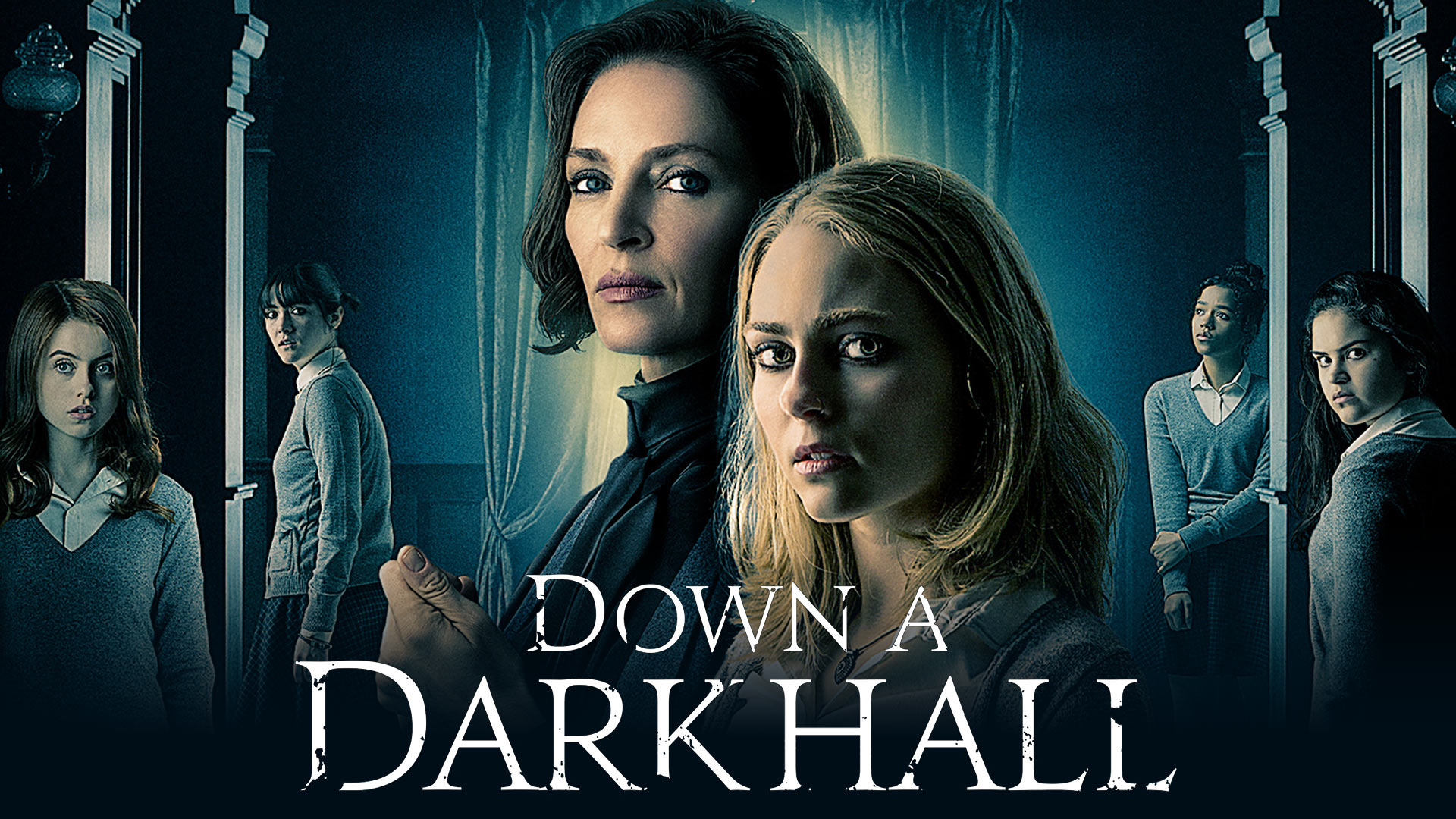 Down a Dark Hall [dt./OV]