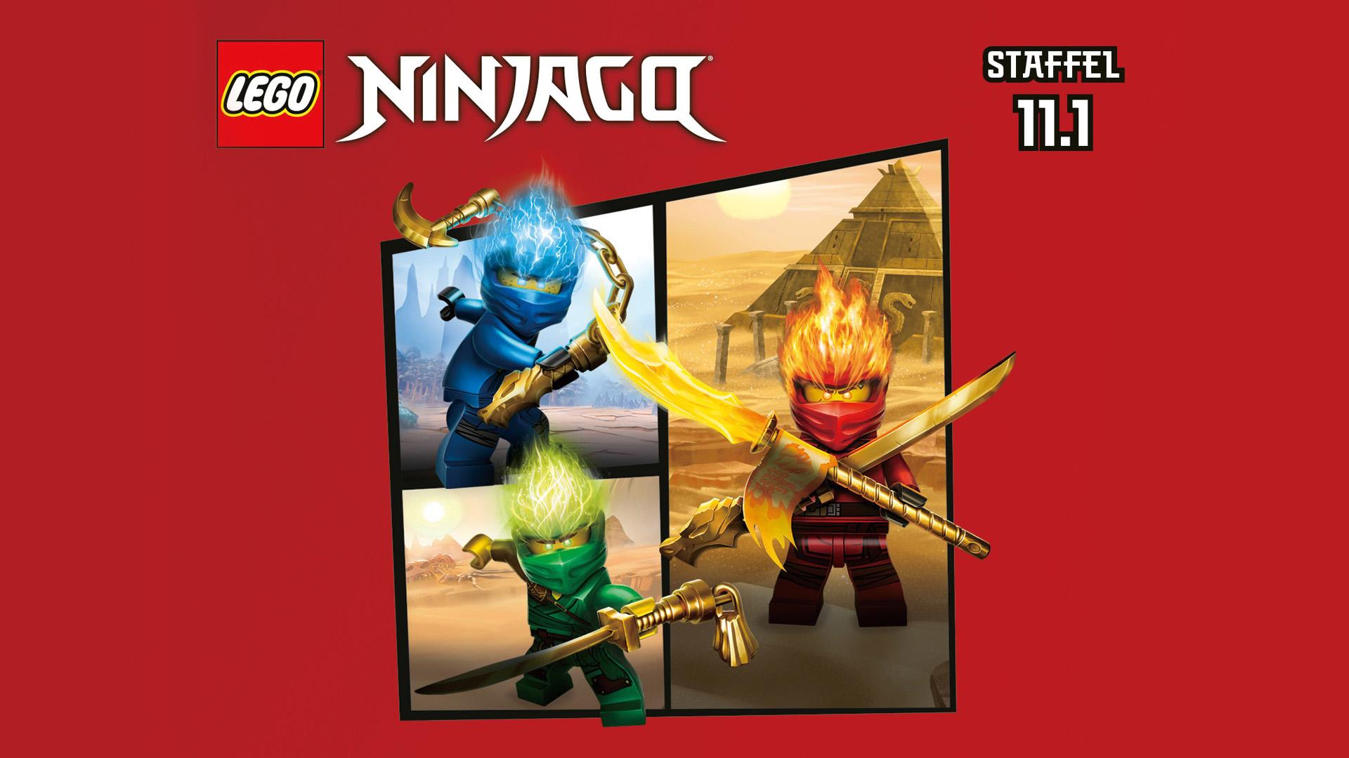 Ninjago S11E04: Gestrandet in der Wüste (The Belly Of The Beast) –  fernsehserien.de