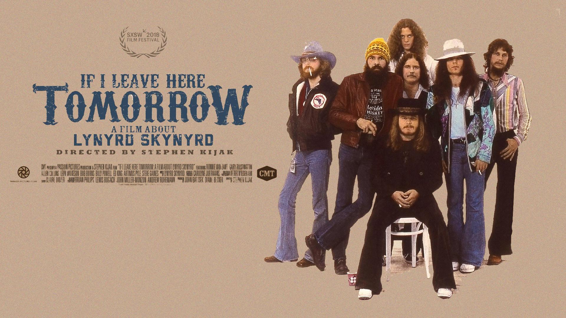Lynyrd Skynyrd - If I Leave Here Tomorrow [OV]