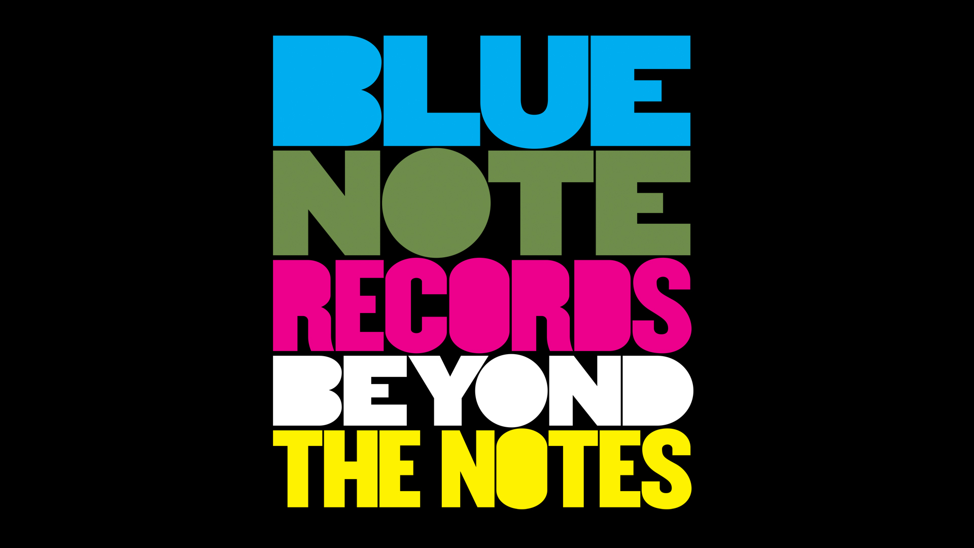 Blue Note Records Beyond The Notes [OV]