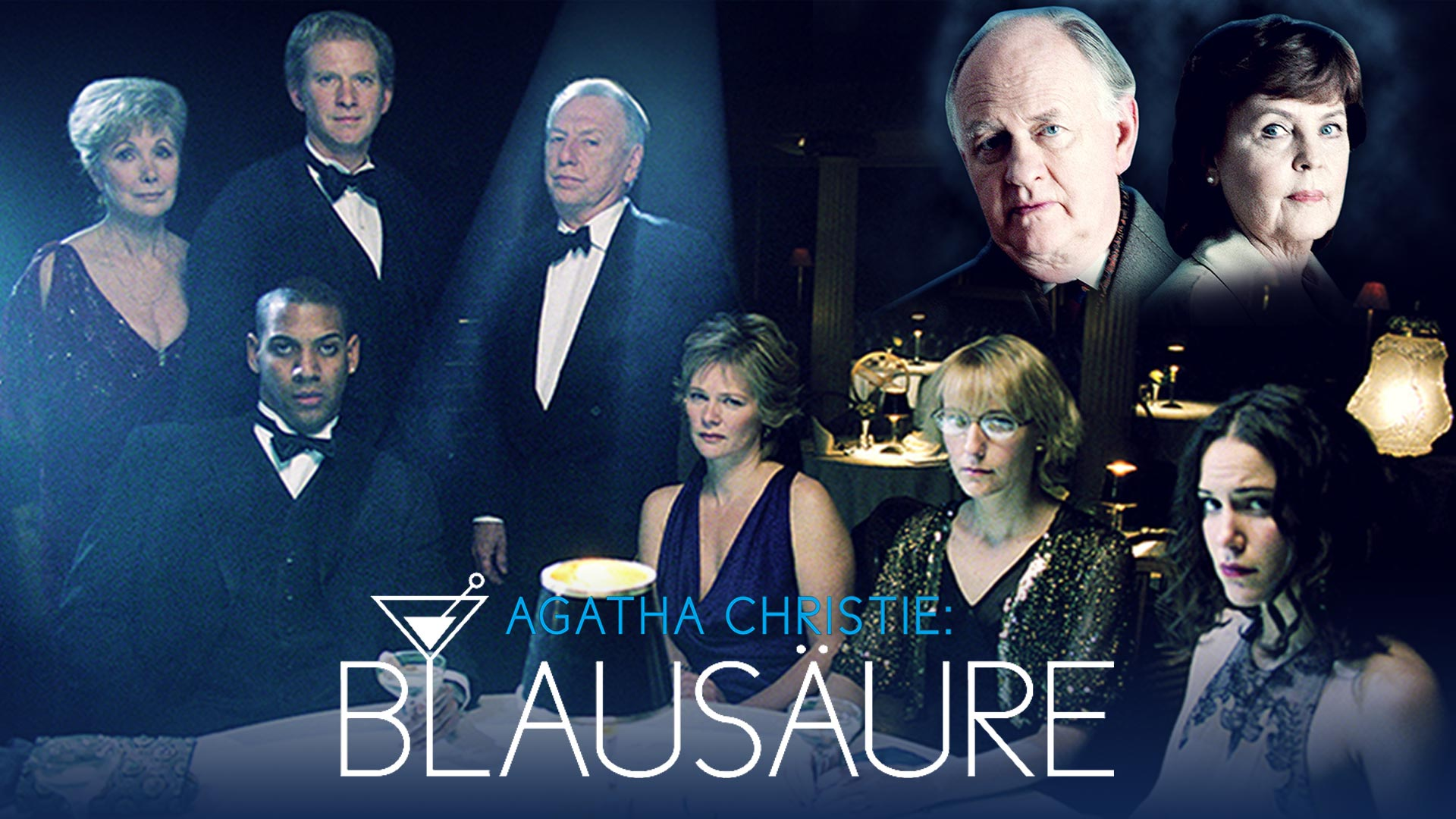 Agatha Christie: Blausäure
