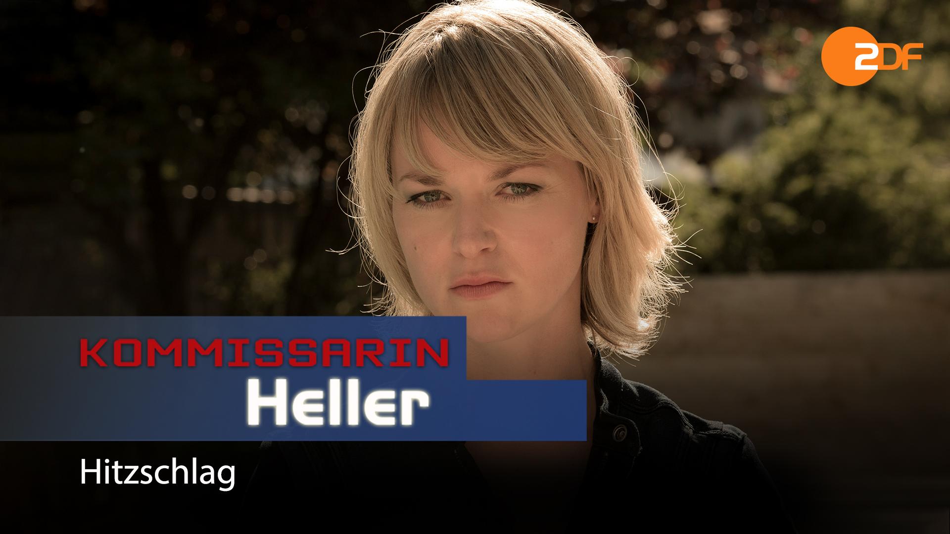 Kommissarin Heller 10 Folgen Episodenguide Fernsehserien De