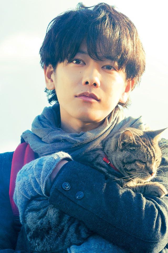 佐藤健 世界から猫が消えたなら iPhone(640×960)壁紙画像