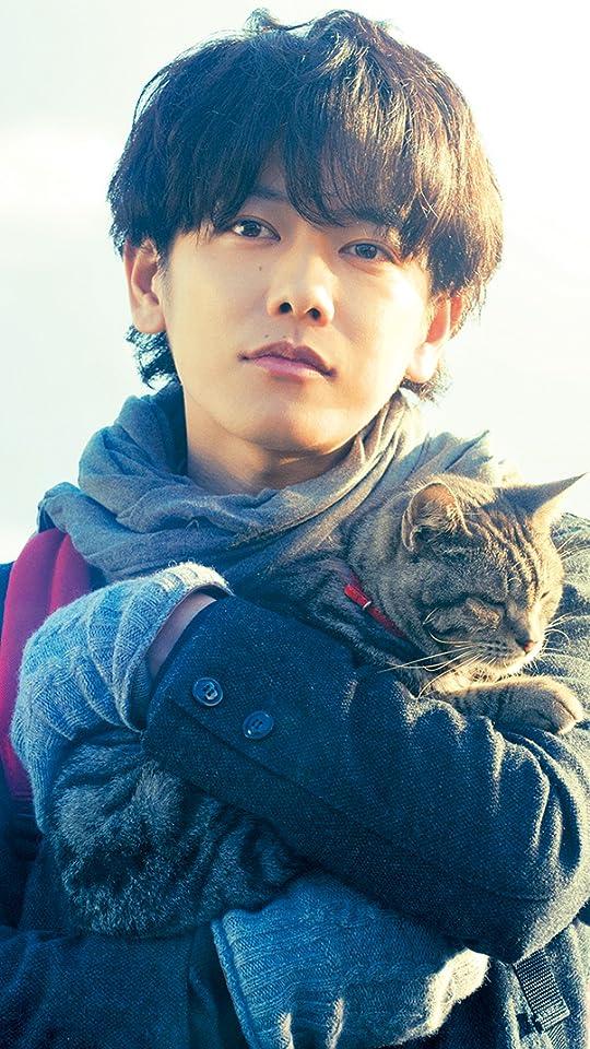佐藤健 猫