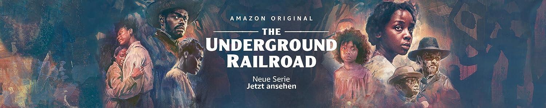 Underground Railroad - Staffel 1