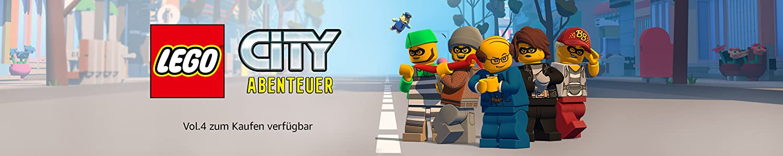 Lego City TV Serie - Vol. 4
