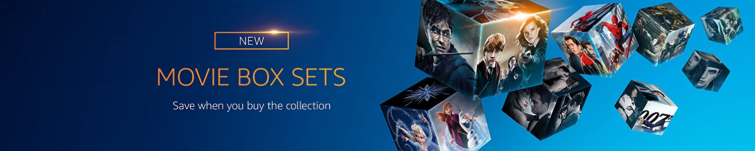 New: Movie box sets Save when you buy the collection. Want to learn more about box sets? Visit www.amazon.co.uk/boxsets