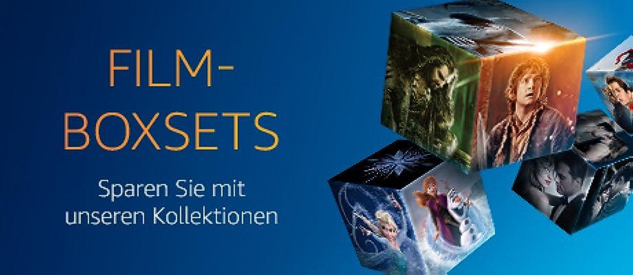 Neu: Film-Boxsets Sparen Sie mit unseren Filmkollektionen. Möchten Sie mehr über Boxsets erfahren? Besuchen Sie www.amazon.de/boxsets