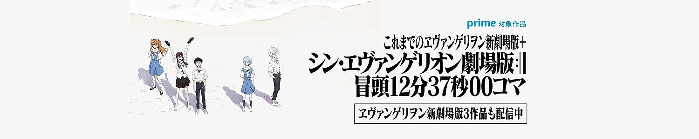 『これまでのヱヴァンゲリヲン新劇場版』+『シン・エヴァンゲリオン劇場版冒頭12分37秒00コマ』