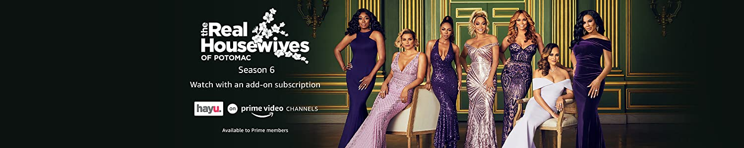 Watch The Real Housewives of Potomac S6 On Prime Video Channels
