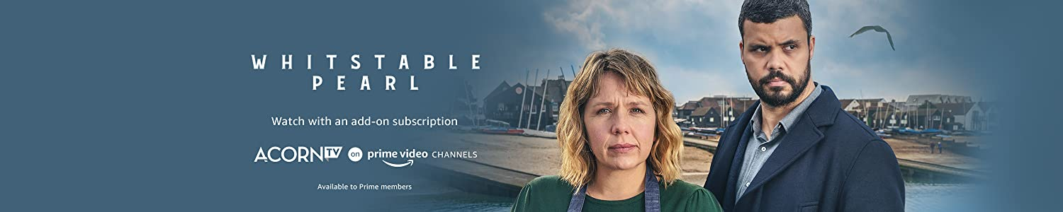 Watch Whitstable Pearl on Prime Video Channels.