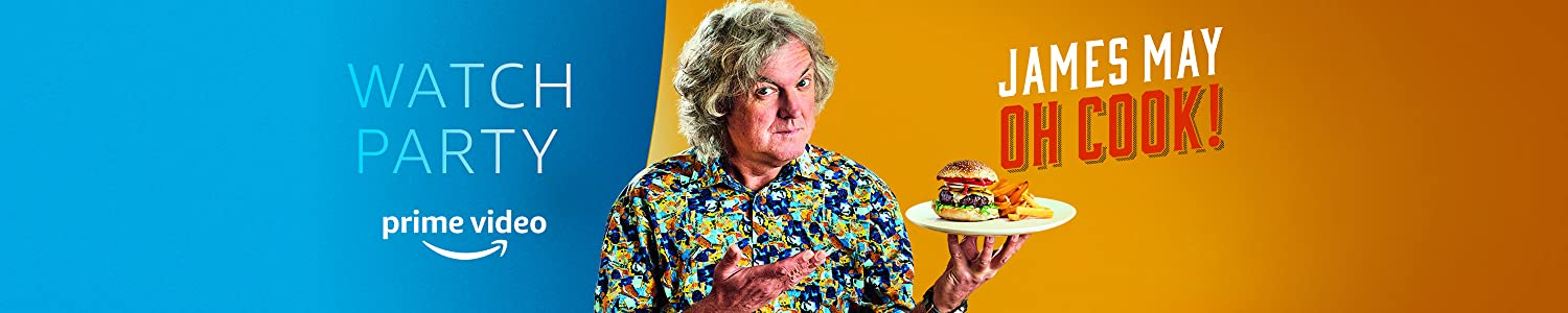James May: Oh Cook Season 1