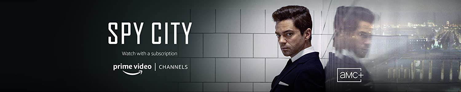 Watch Spy City on AMC+ with Prime Video Channels