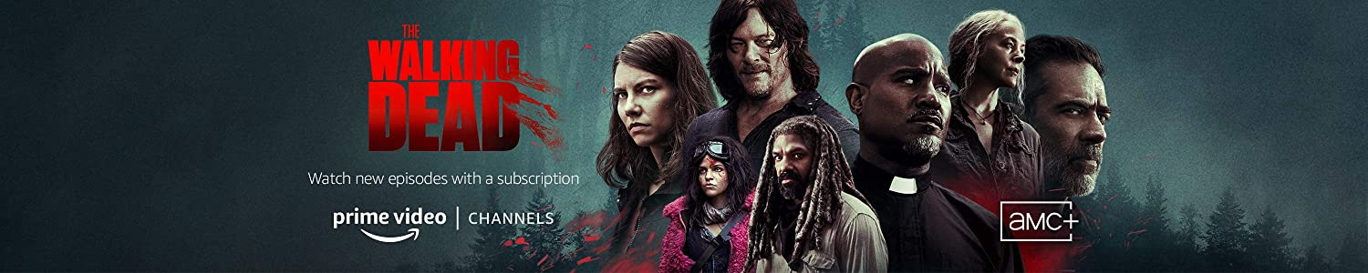 Watch The Walking Dead Extended on AMC+ with Prime Video Channels