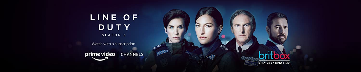 Watch Line of Duty - Season 6 on Britbox with Prime Video Channels