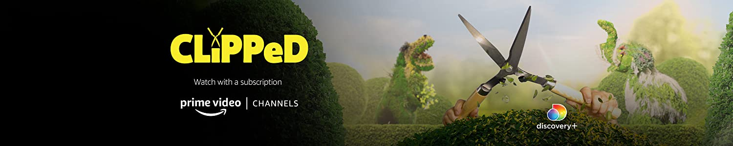 Watch Clipped on Discovery+ with Prime Video Channels