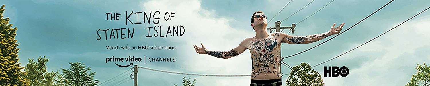 Watch The King of Staten Island on HBO with Prime Video Channels