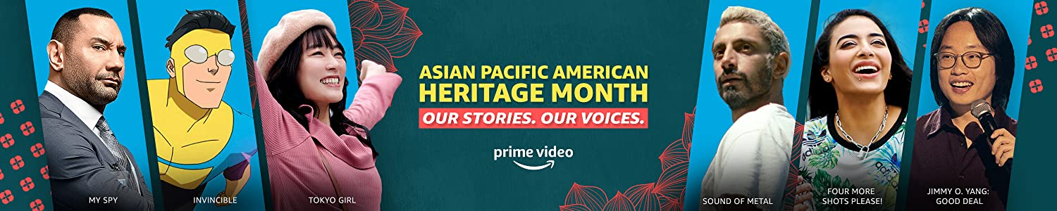 Asian and Pacific American Heritage Month