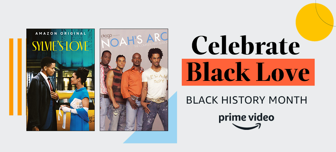 Black History Month on Prime Video