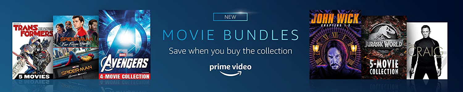 Watch Prime Video Collections