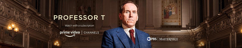Watch Professor T - Season 1 on PBS Masterpiece with Prime Video Channels