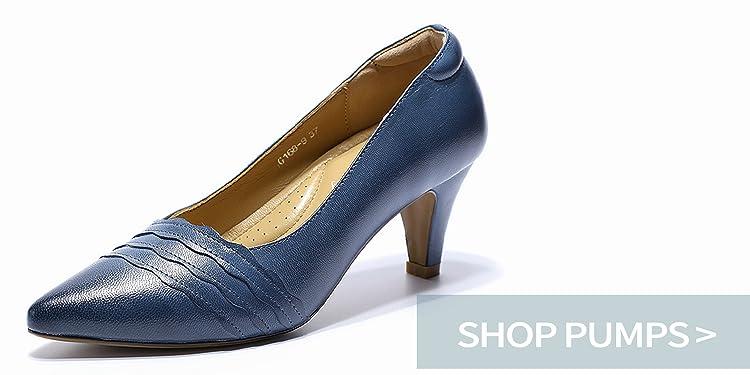 Mona Flying Handmade Leather Shoes