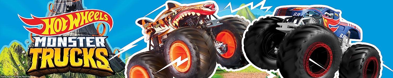Amazon Com Hot Wheels Monster Trucks