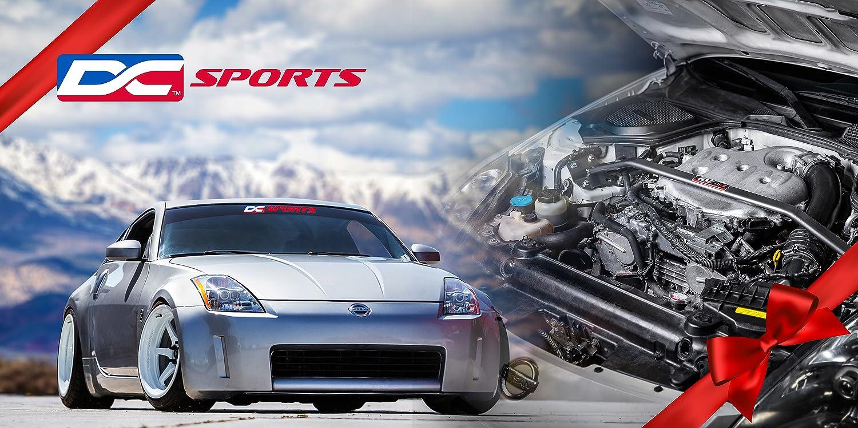 DC Sports SHC4401 Hdr Scion Xa//Xb 03-04