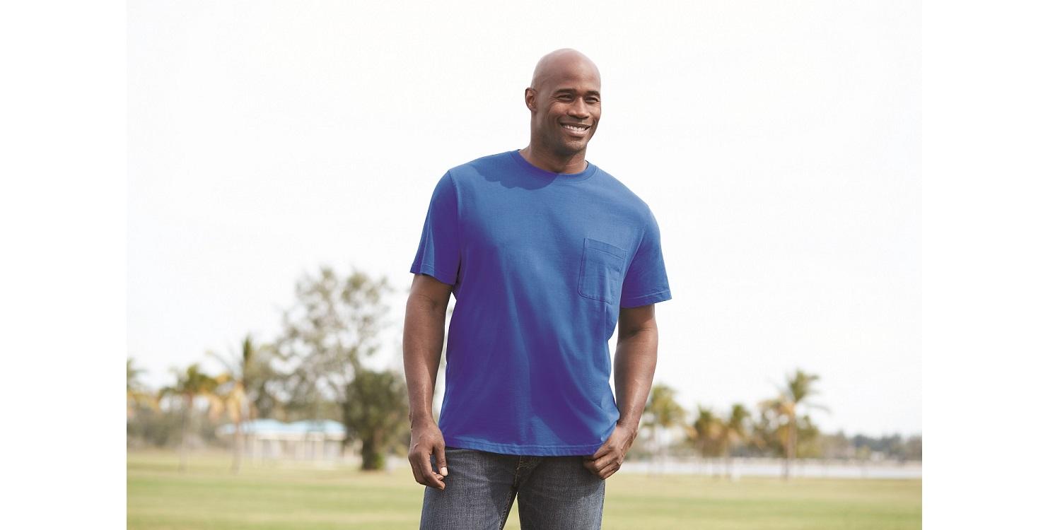 4XL Big Grey KingSize KS Sport Mens Big /& Tall Mock Neck Base Layer Shirt