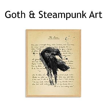 gothic & steampunk art